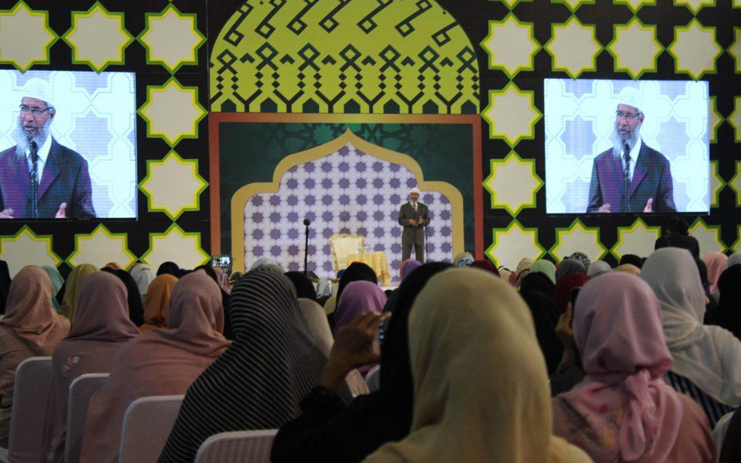 Dakwah or Destruction, Zakir Naik Ajak Muslim Terus Menyeru Kebaikan