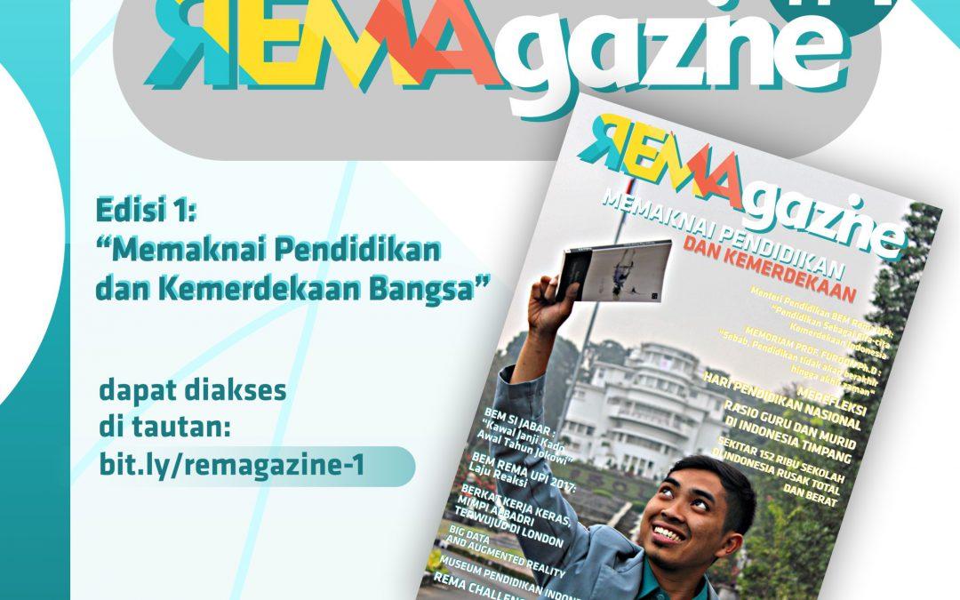 Remagazine Release