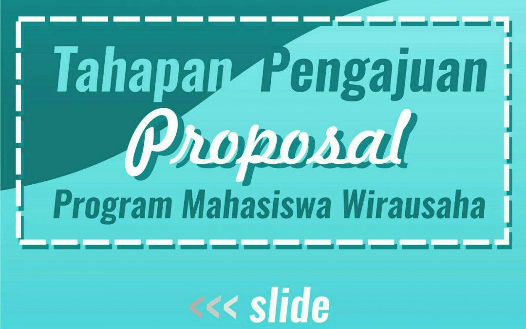 Pendaftaran Program Mahasiswa Wirausaha Dibuka!