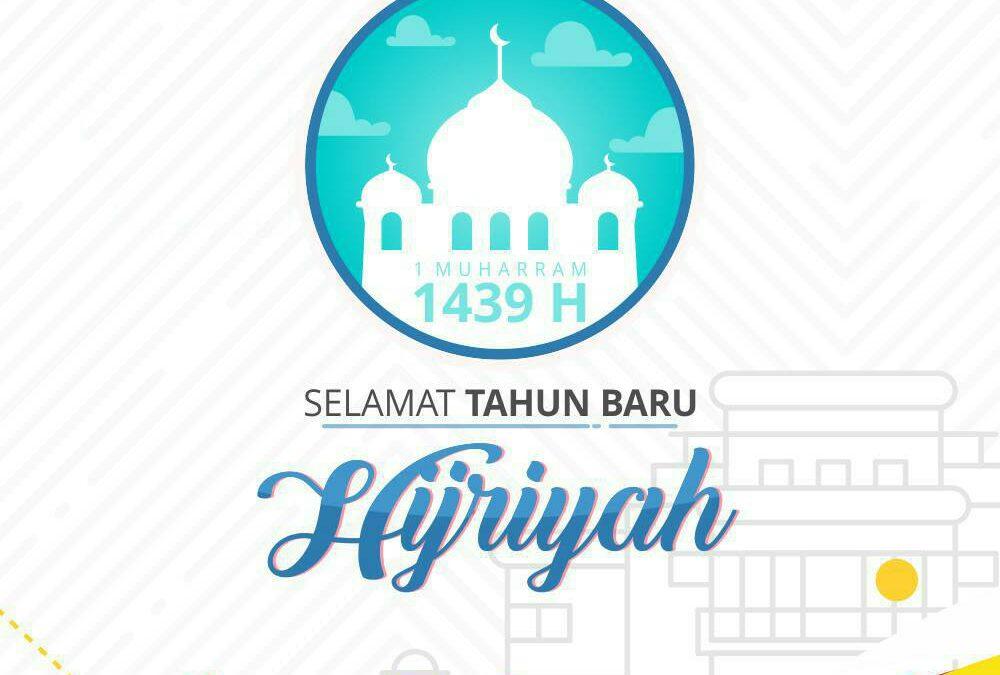Selamat Tahun Baru 1439 Hijriah