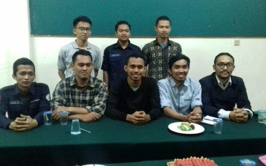 Jelang Aksi 3 Tahun Jokowi, BEM SI Jabar Gelar Konsolidasi di PKM UPI